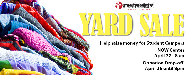2013RemedyYardSale