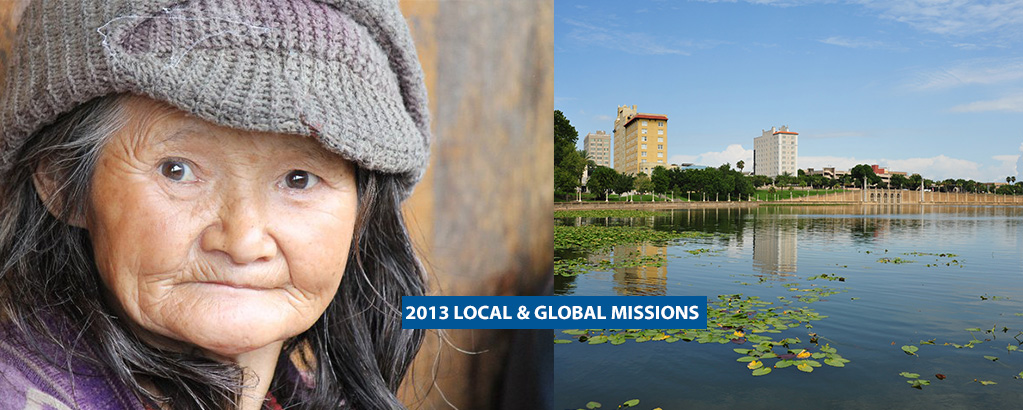 HP: Local and Global Missions